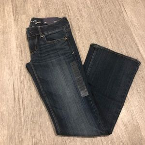 "American Eagle Artist Jeans NWT Sz 6 inseam 31"""